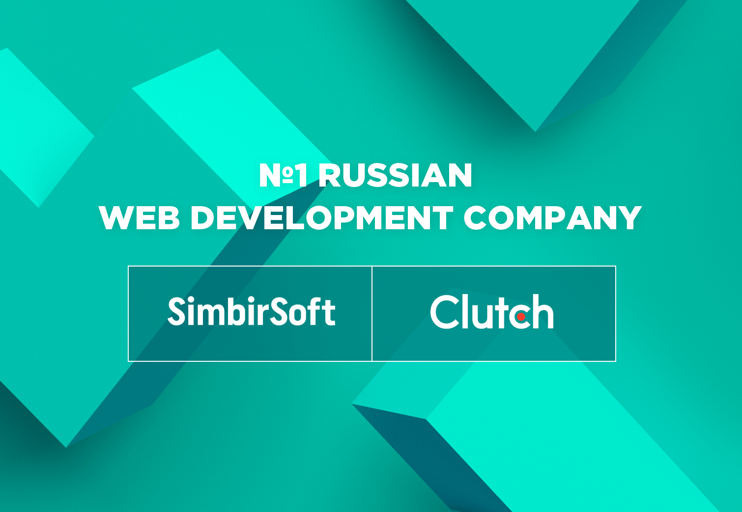 SimbirSoft is №1 Web Development Company in Russia According to Clutch