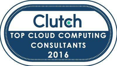 "SimbirSoft is in the ""Top Cloud Consultants"" list according to Clutch agency."