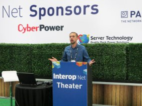 Speaking at Interop in Las Vegas
